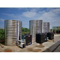 Buy cheap Water Source Heat Pump Copeland compressor Swimming Pool Heat Pump product