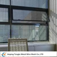 Buy cheap Perforated Aluminum Security Screens Superior Strength and Security from wholesalers