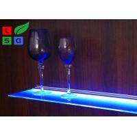 China Home Decoration LED Flat Panel Light RGB Light Color With Customized Power Cable on sale