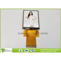 Buy cheap 2.4 Inch 240x320 Touch screen TFT LCD module Portrait type LCD Display from wholesalers