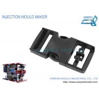 Buy cheap Two Cavities Home Injection Molding For Plastic Parts Buckle / Button Fastener from wholesalers