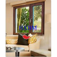 Buy cheap Oak Tilt Turn Wood Replacement Windows , Wooden Double Glazed Windows Customized from wholesalers