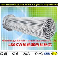 Buy cheap PT100 Thermostat Tubular Immersion Heaters With Temperature Sensor from wholesalers