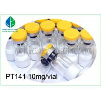 Buy cheap Human Growth Hormone Peptides PT141 Bremelanotide for Improve Sexual Dysfunction PT 141 from wholesalers