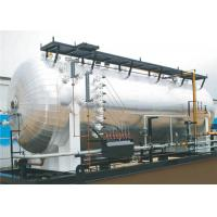 Buy cheap Stable Peformance Natural Gas Equipment Water Jacket Heater For Natural Gas Heating from wholesalers