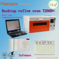 Buy cheap See larger image Benchtop Lead Free Reflow Oven with NITROGEN /0201,0402 , 0.5mm BGA,QFP T200N+ from wholesalers