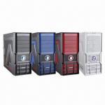 Buy cheap Gaming PC ATX Computer Cases, gaming computer case, gaming pc case from wholesalers