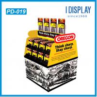 Buy cheap Cardbard pallet dispaly stand for chocolate promotion trade show display from wholesalers