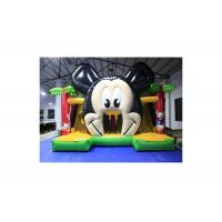 Buy cheap Disney Mickey Inflatable Bouncer Combo For Outdoor Entertainment from wholesalers