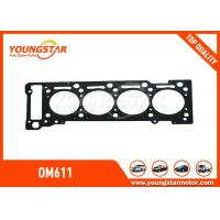 China MERCEDES-BENZ OM 611 Cylinder Head Gasket , Car Engine Head Gasket on sale