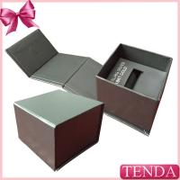 Buy cheap Cheap Cost Silver Golden Paperboard Ring Jewellry Jewellery Boxes with Ring Holder Insert from wholesalers