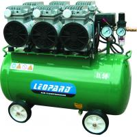 Buy cheap High Performance Oil Free Air Compressor , Electric Driven Air Compressor 3HP 115psi from wholesalers