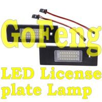 Buy cheap Benz  W203(5D)Wanon, W211, W219 LED license plate lamp light bulb from wholesalers