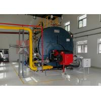 Buy cheap Industrial Fire Tube Steam Boiler Horizontal Type For Textile Industry from wholesalers