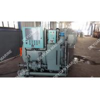 Buy cheap Marine Sewage Treatment Plant Waste Water Treatment Equipment With ABS / MEPC227 from wholesalers