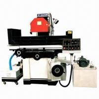 Buy cheap Rectangular table surface grinder with saddle moving horizontal shaft  from wholesalers