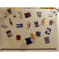 Buy cheap Cute printed fridge magnet sticker from wholesalers