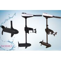 Buy cheap POER 12V 54LBS Electric Trolling Motor For Inflatable Boat / Kayaka from wholesalers