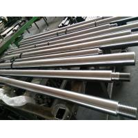 Tempered Steel Rod , Piston rod For Pneumatic Machine, Chrome Bar For Heavy Machine for sale