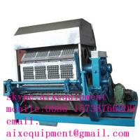Buy cheap fully automatic egg tray moulding machine from wholesalers