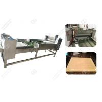 Buy cheap Commercial Wafer Biscuit Making Machine Wafer Biscuit Machine For Sale from wholesalers