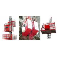 Buy cheap Passenger Hoist 2Ton capacity for passenger and  Building Material , Construction hoist,building elevator from wholesalers