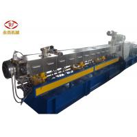 Buy cheap Water Ring Cutting PE Extrusion Machine , 2000kg/H Two Screw Extruder 315kw from wholesalers