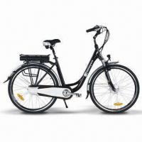 Buy cheap Electric Foldable Bike with 24V/8Ah Lithium Battery, 150W Motor and 20 Inches Wheel from wholesalers