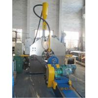Buy cheap Pole Single Seam Welding Equipment Processing Steel Tube Customized from wholesalers