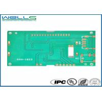 Buy cheap Customized Multilayer PCB Board , FR4 Electronic Printed Circuit Board from wholesalers
