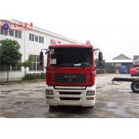 Wholesale Sinotruk HOWO MAN Chassis Water Tanker Fire Truck 265kw With Total Side Girder from china suppliers