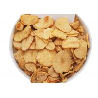 Buy cheap New Crop Dehydrated Fried Garlic Flakes Free Samples AD Drying Process from wholesalers