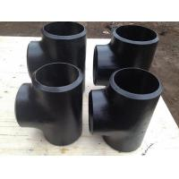 Large Diameter Carbon Steel Pipe Fittings For Oil And Gas ANSI / ASTM / DIN Standard Manufactures