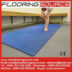 Buy cheap PVC Tubular Matting Anti-skid Bathroom Mat Locker Room Mat Changing Room Mat non slip floor mats non slip floor covering from wholesalers