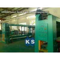 Full Automatic Heavy-Duty Hexagonal Wire Netting Machine , Galvanized And Zinc Coated