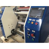 Wholesale Computer Control Slitting Rewinding Machine Slitter And Rewinder Machine withRewind Type: Full Automatic for Cling Film from china suppliers