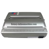 Buy cheap White Color Stencil Fax Tattoo Transfer Printer , Tattoo Thermal Stencil Printer from wholesalers