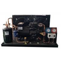 Buy cheap BFS31 Semi Hermetic Compressor Condenser Unit Reliable Safety No Leakage Low Vibration from wholesalers