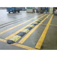 Buy cheap High Quality Heavy Loading Plastic Speed Bump,Portable Rubber Speed Bump from wholesalers