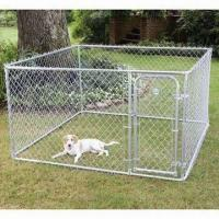 Buy cheap Dog Kennel, Made of Steel mesh, Corrosion-resistant from wholesalers