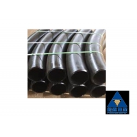 Buy cheap 30Degree ANSI B16.49 4 Inch Radius 3D Steel Pipe Bend ASTM A234 WPB from wholesalers