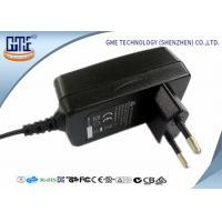 Buy cheap EU Plug 3.3V 5V 6V 7.5V 9V 12W Universal AC DC Adapters For Speaker product