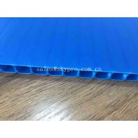 Buy cheap Plastic PP Corrugated Advertising Sign Board Sheets For Flooring Protection from wholesalers
