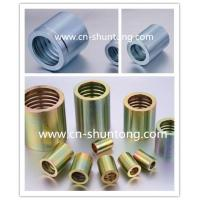 Buy cheap Hydraulic Fitting / Hydraulic Ferrules from wholesalers