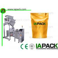 Buy cheap Granule Premade Pouch Packing Machine from wholesalers