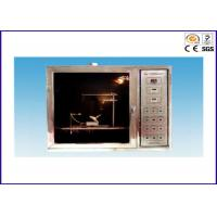 Buy cheap IEC60695-11-5 Durable Flammability Test Chamber , Needle Flame Tester For IEC60695-2-2 from wholesalers