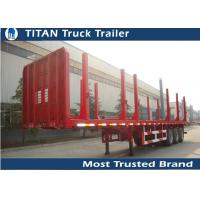 Buy cheap Multi Axle Logging Trailer from wholesalers