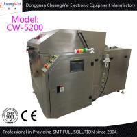 Buy cheap Fixture Cleaner SMT Cleaning Equipment Finishing Clean Rinse Dry Automatically product