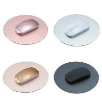 Buy cheap Newest ITem Dual Mode Mouse 2.4Ghz and Bluetooth Wireless USB Rechageable product