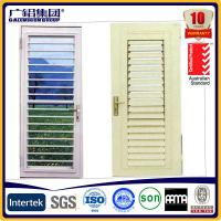 Buy cheap aluminium and glass window shutter blades from wholesalers